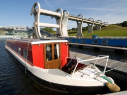 Falkirk Wheel - Canal Asset Management